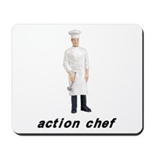 Action Chef Mousepad