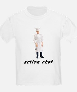 Action Chef T-Shirt