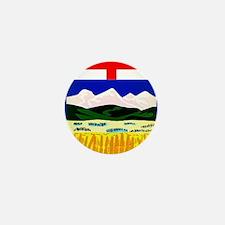 Flag of Alberta Mini Button