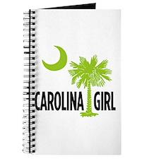 Lime Green Carolina Girl 2 Journal