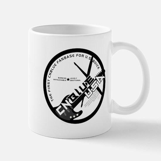Funny Large logo Mug