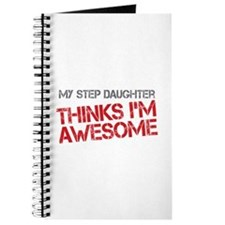 Step Daughter Awesome Journal