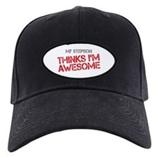Stepson Awesome Baseball Hat