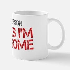 Stepson Awesome Mug