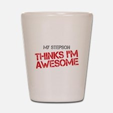 Stepson Awesome Shot Glass