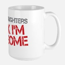 Stepdaughters Awesome Mug