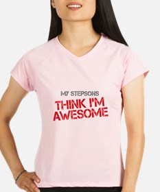 Stepsons Awesome Performance Dry T-Shirt