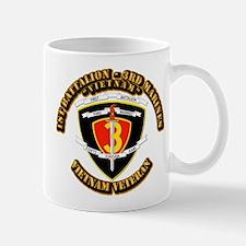 SSI - 2nd Battalion - 3rd Marines USMC VN Mug
