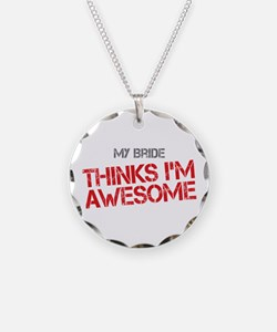 Bride Awesome Necklace