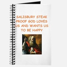 salisbury steak Journal