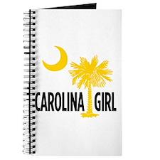 Yellow Carolina Girl 2 Journal