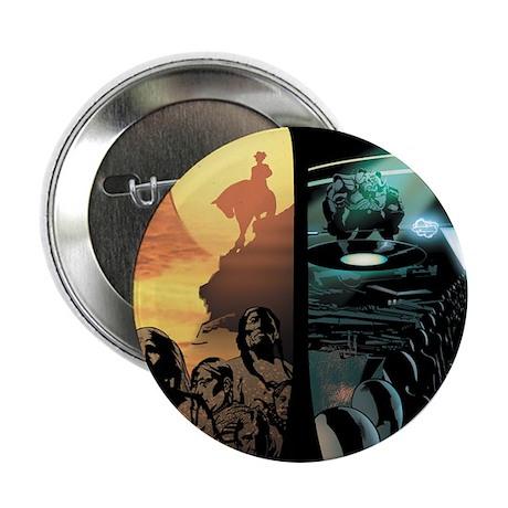 Cowboys & Aliens button