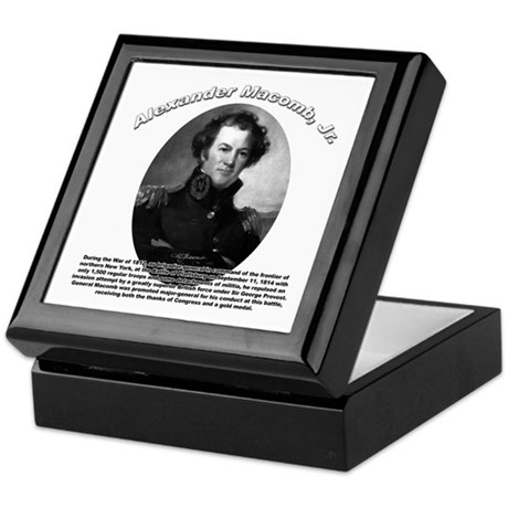 Alexander Macomb Jr. Keepsake Box