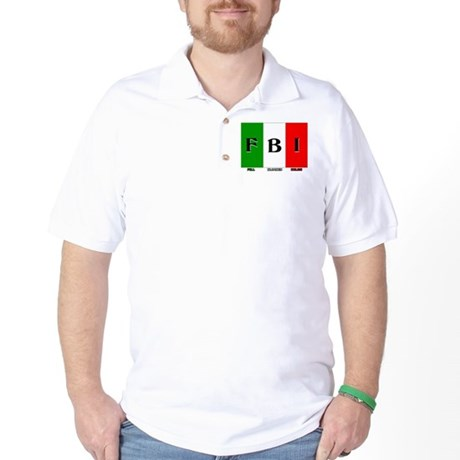 Full Blooded Italian Golf Shirt