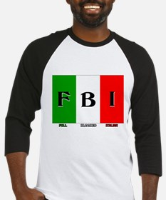 Full Blooded Italian Baseball Jersey