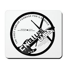 Official CNBLUE USA Logo Large Mousepad