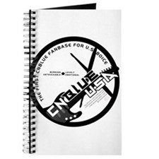 Official CNBLUE USA Logo Large Journal