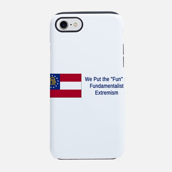 Georgia Humor #1 iPhone 7 Tough Case