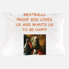 meatballs Pillow Case