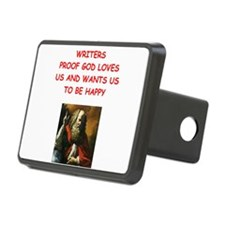 WRITERS Hitch Cover