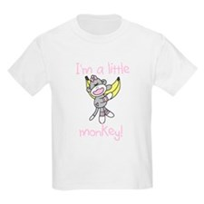 I'm a Little Monkey T-Shirt