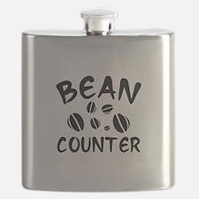 Bean Counter Flask