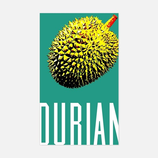 DURIAN Sticker (Rectangle)