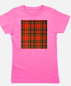 royalstewartpiece.png Girl's Tee