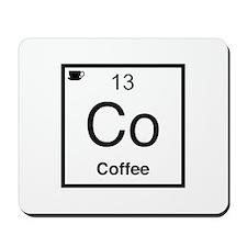 Co Coffee Element Mousepad