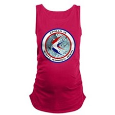 Apollo 15 Maternity Tank Top