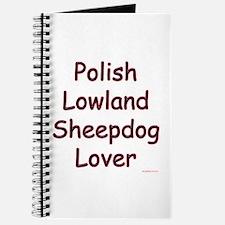 Lowland Lover Journal
