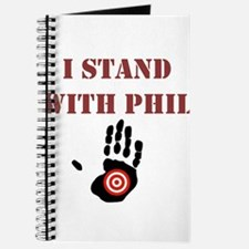 I STAND WITH PHIL Journal