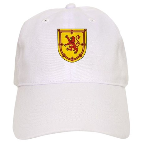 Royal Arms Scotland Cap