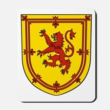 Royal Arms Scotland Mousepad