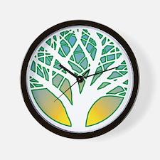WISH Tree Wall Clock