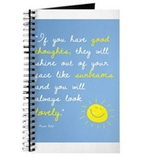 If You Have Good Thoughts Journal