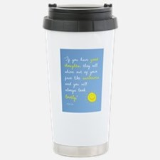 If You Have Good Thoughts Travel Mug