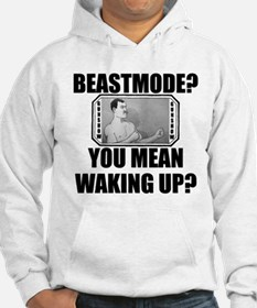 Overly Manly Man BeastMode Hoodie