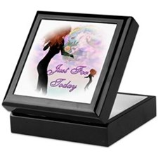 Just for Today Keepsake Box