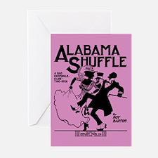 Alabama Shuffle Greeting Cards (Pk of 10)