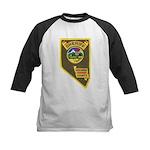 Pershing County Sheriff Kids Baseball Jersey