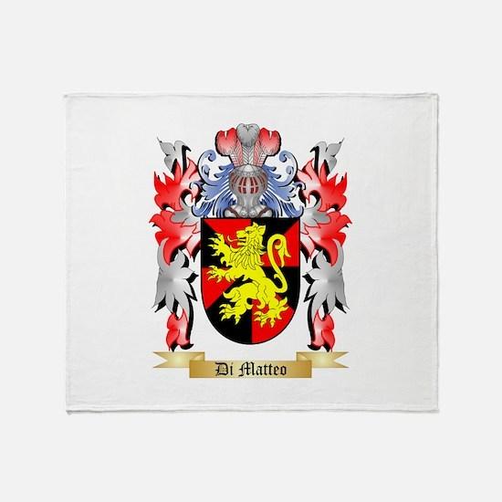 Di Matteo Throw Blanket