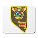 Pershing County Sheriff Mousepad