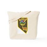 Pershing County Sheriff Tote Bag