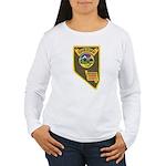 Pershing County Sheriff Women's Long Sleeve T-Shir