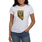 Pershing County Sheriff Women's T-Shirt