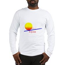 Elyssa Long Sleeve T-Shirt