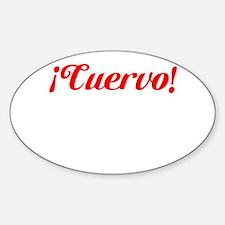 San Lorenzo Cuervo Decal