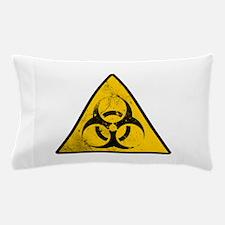 Biohazard Sign Pillow Case