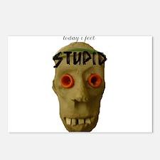 Stupid Feeling Postcards (Package of 8)